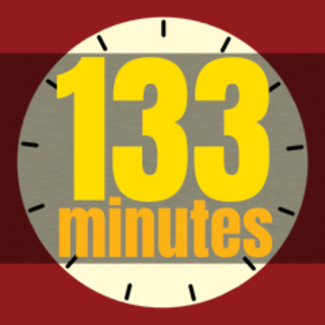 133 Minutes Logo